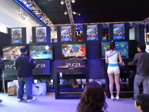 2014台北国際テレビゲーム展